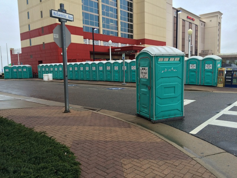 attack port o potty